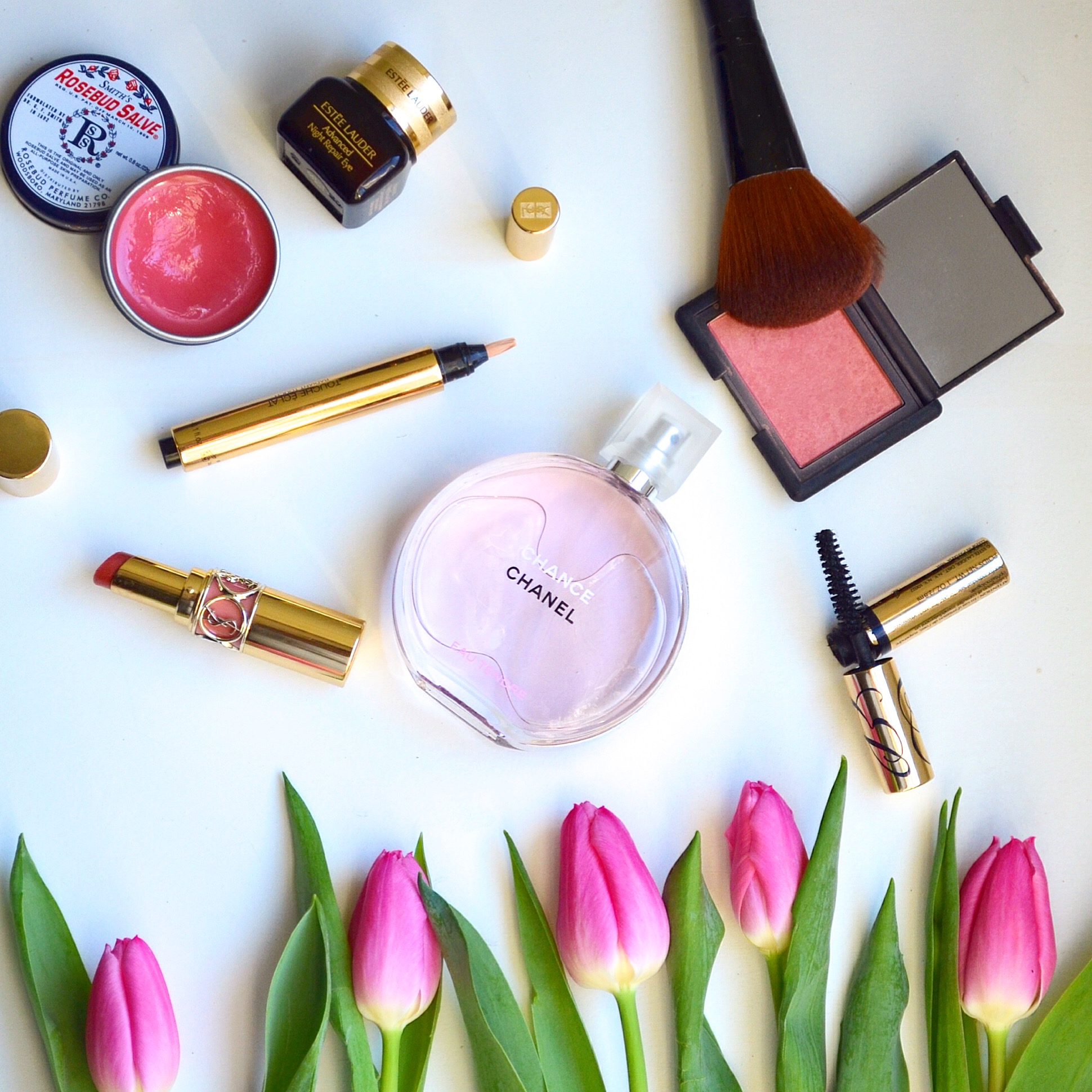 Beauty Products: Current Favorites