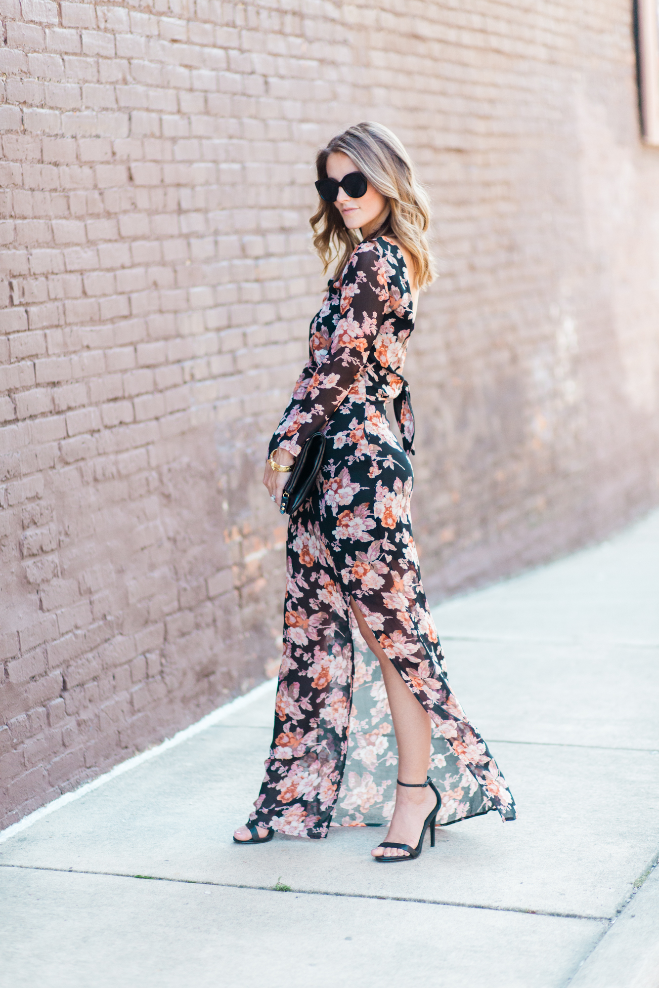 for love and lemons autumn maxi dress