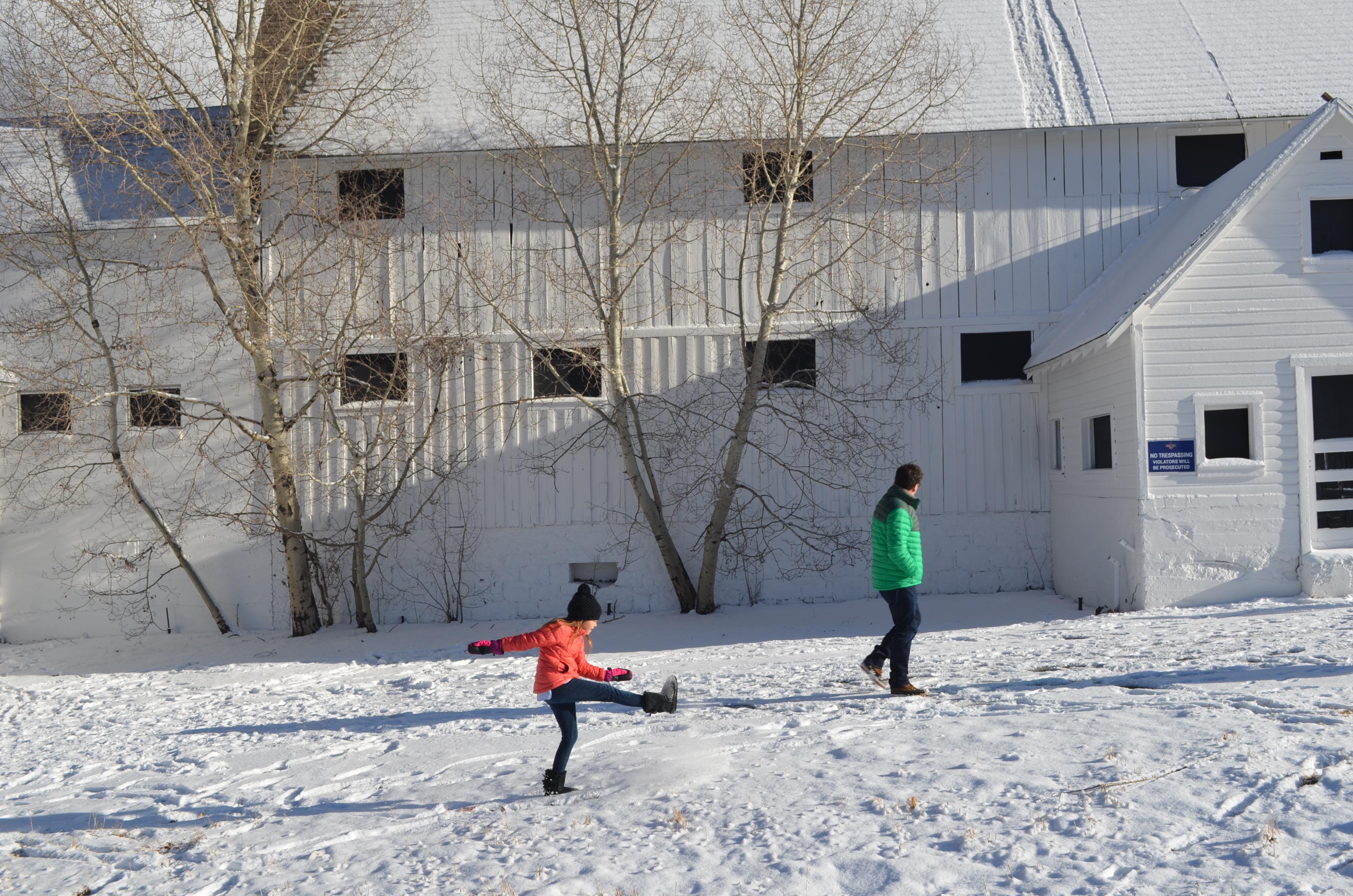 park city barn