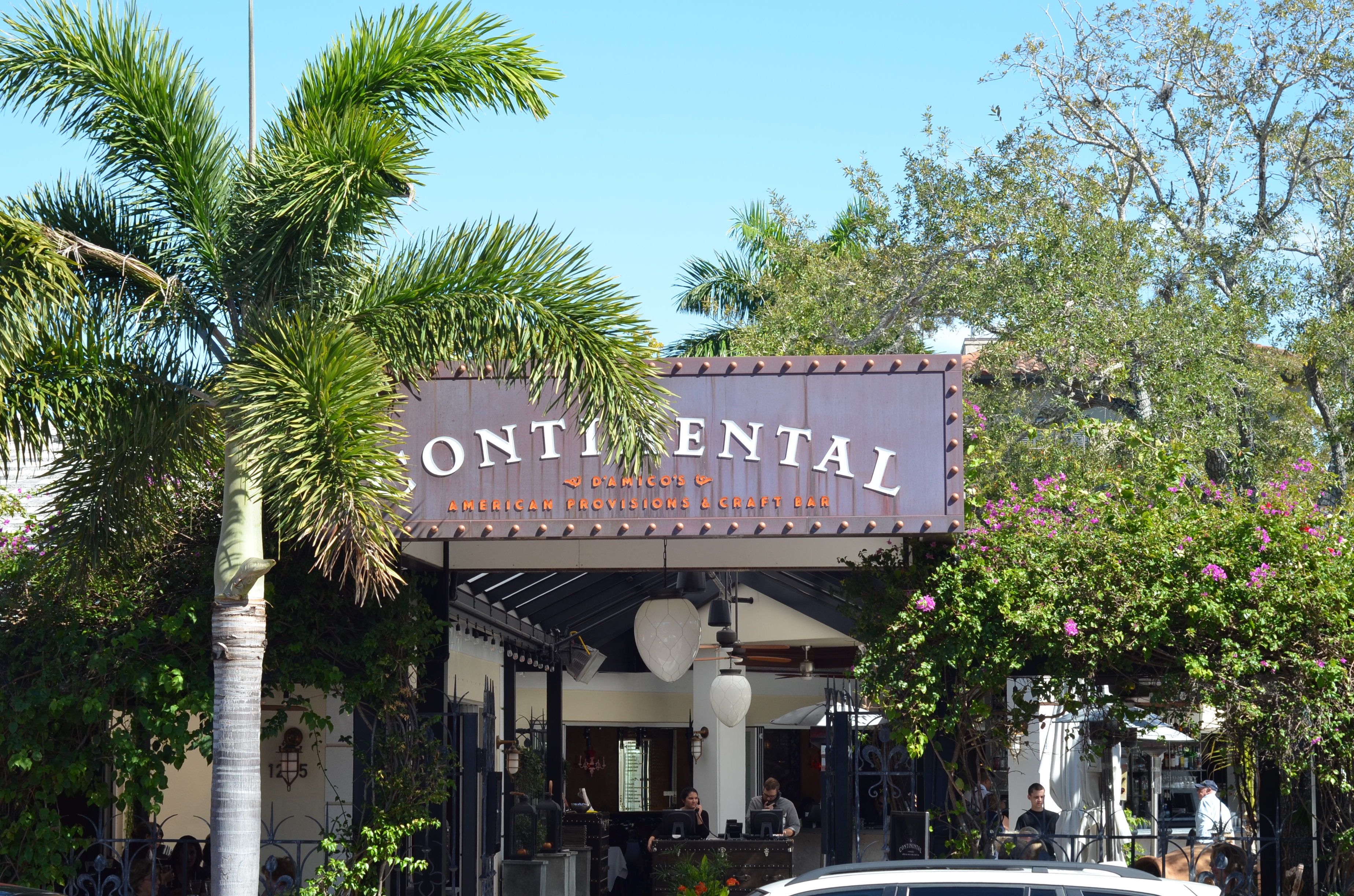 the continental naples florida