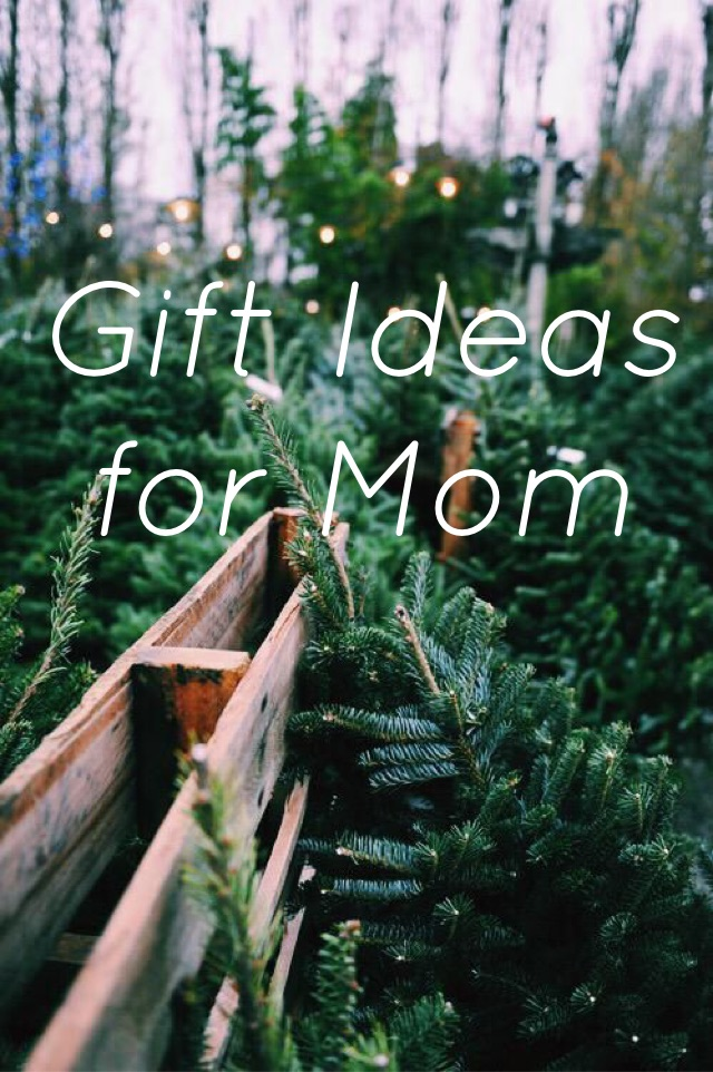 Gift Ideas for Mom 2016 Christmas Holiday gift guide