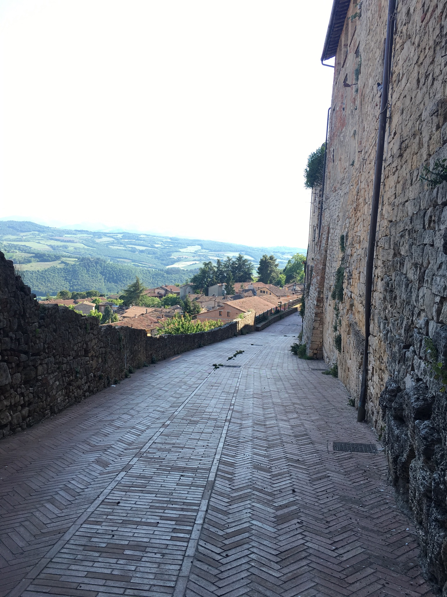 todi italy travel diary