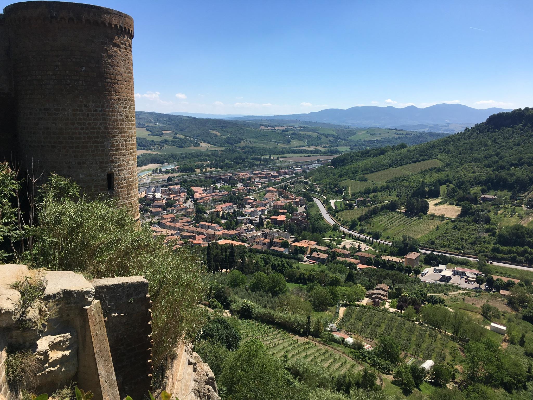 orvieto italy travel diary