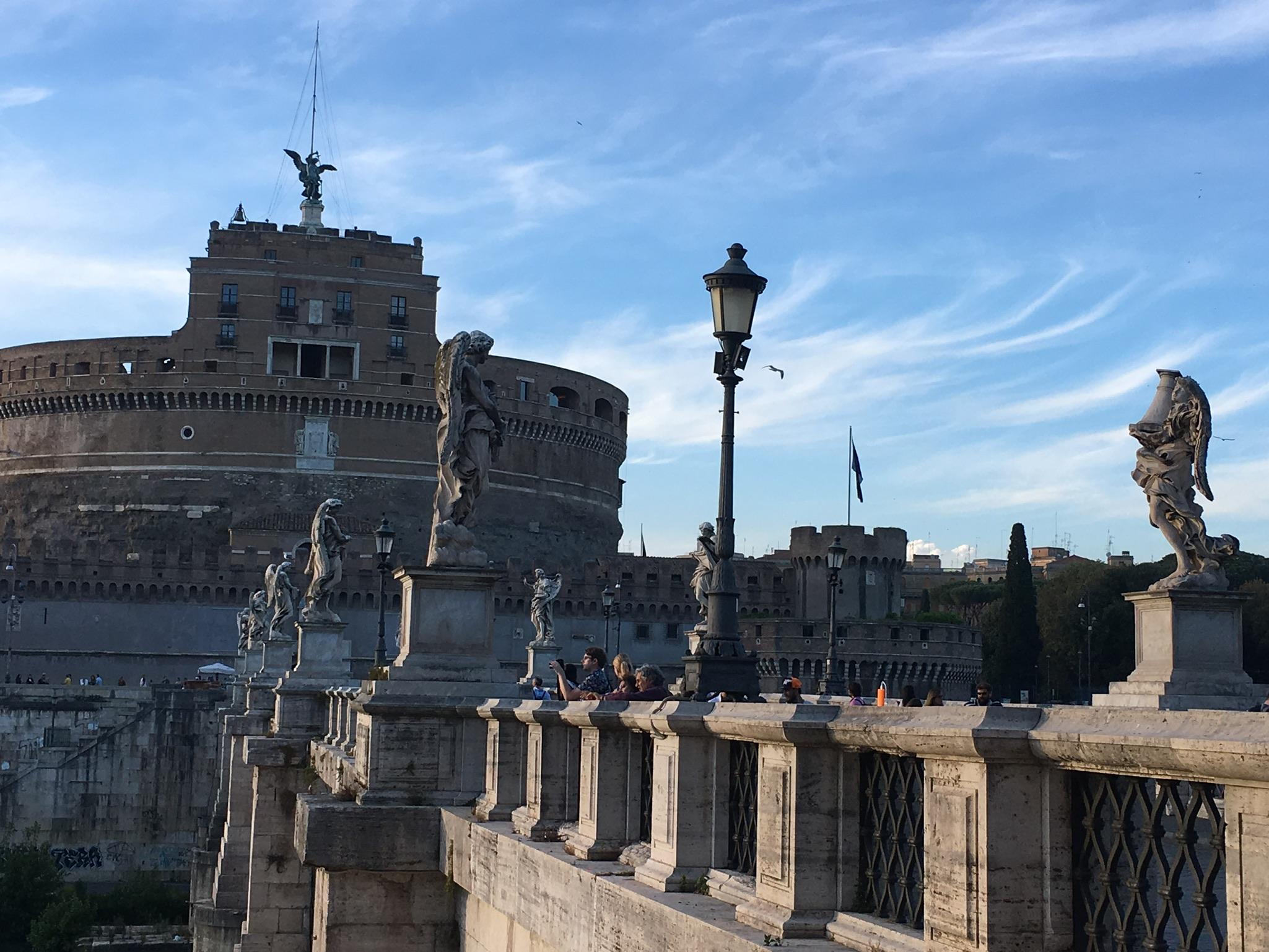 rome castle