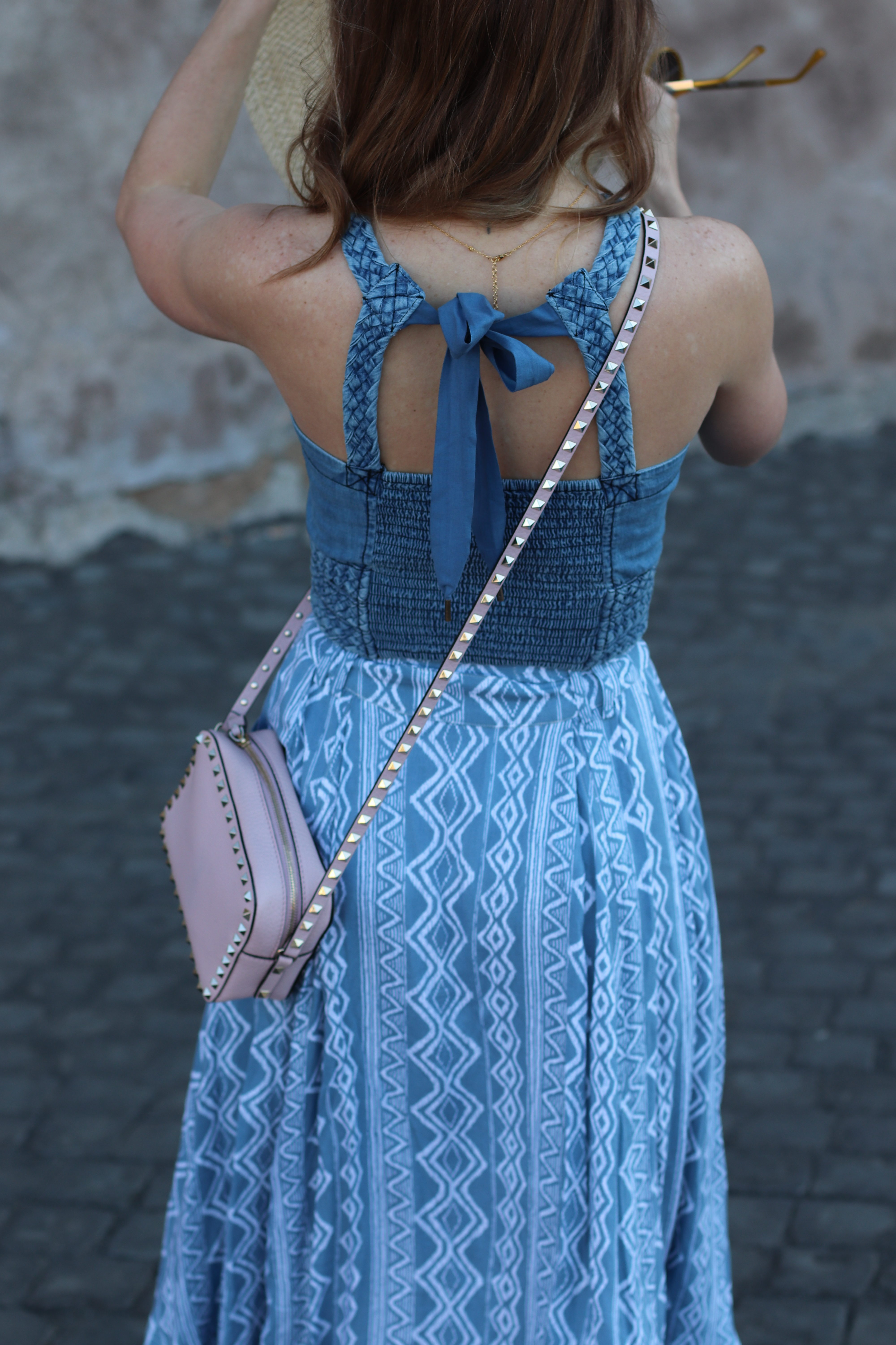 rome travel diary what to wear in italy valentino bag