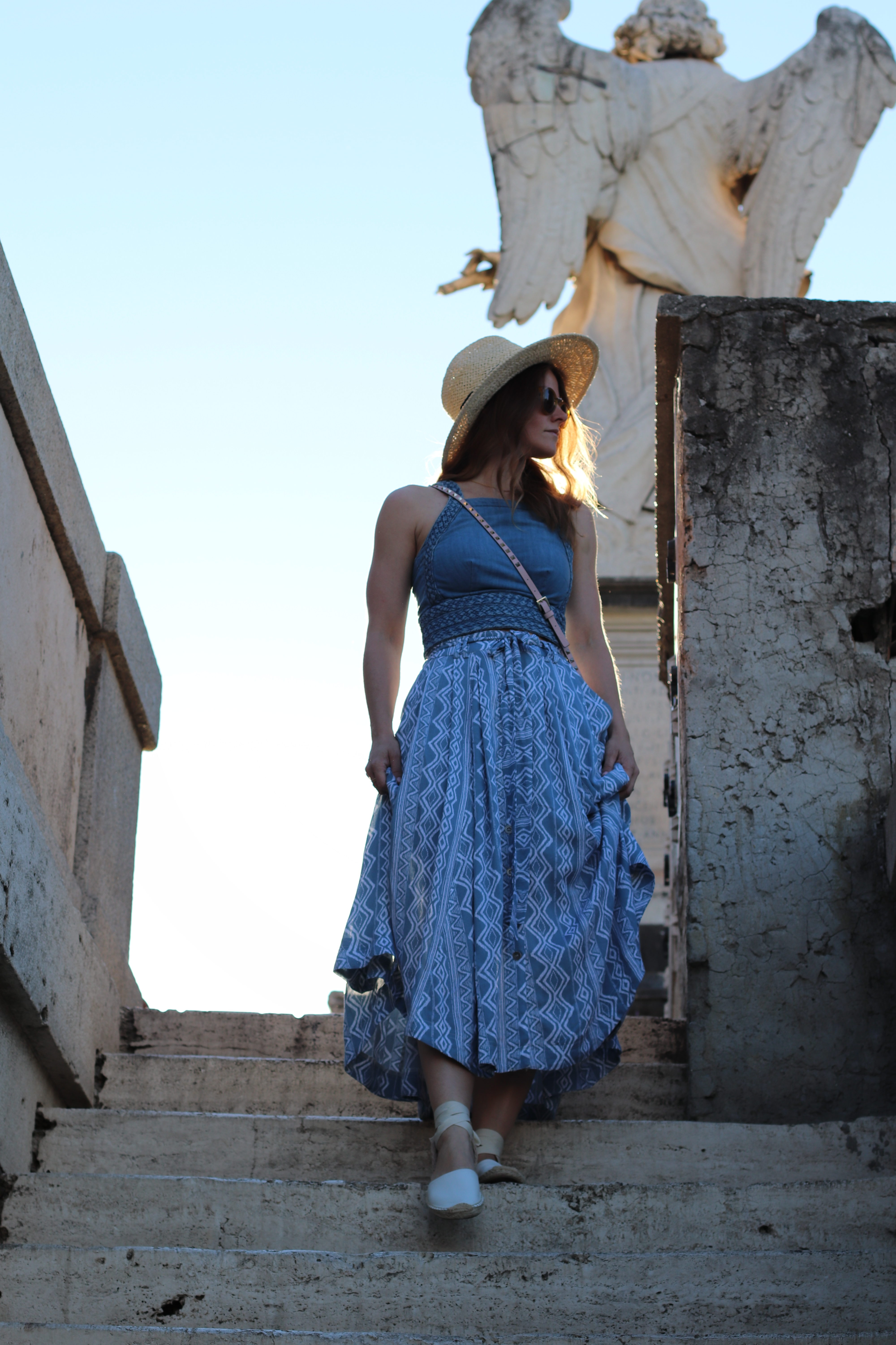 rome travel diary what to wear in italy