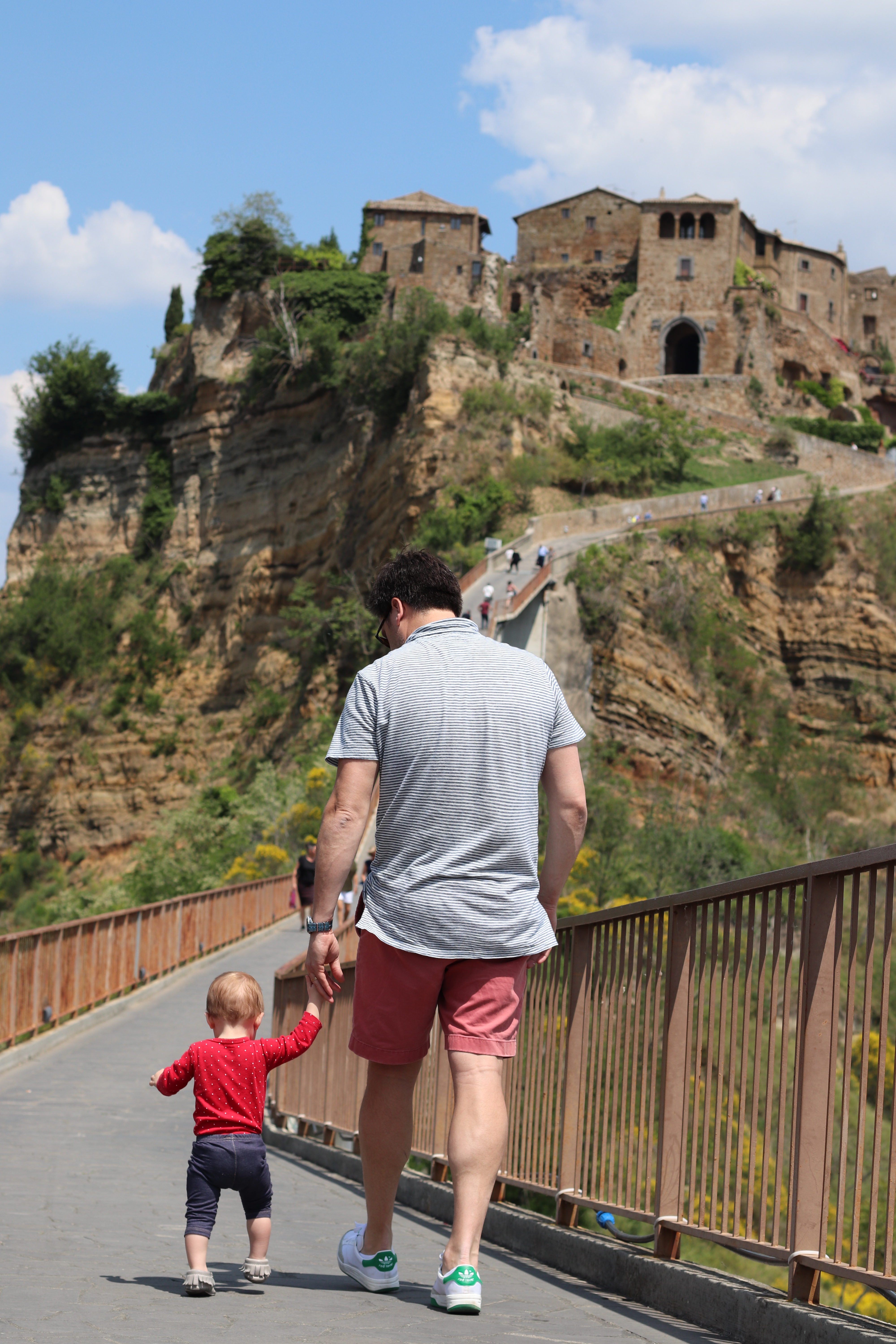 italy travel diary italy with a baby civita