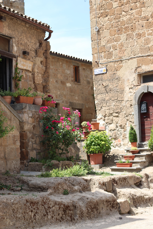 civita italy travel diary