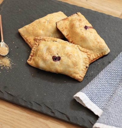 easy quick dessert recipe blueberry handpies