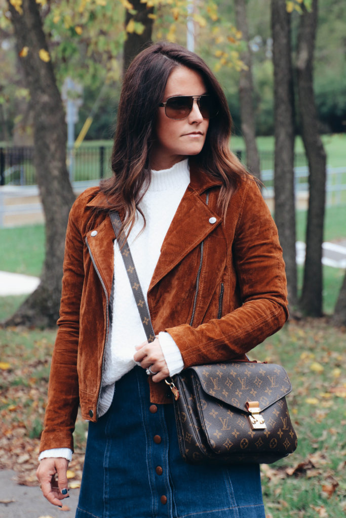 brown suede jacket nordstrom