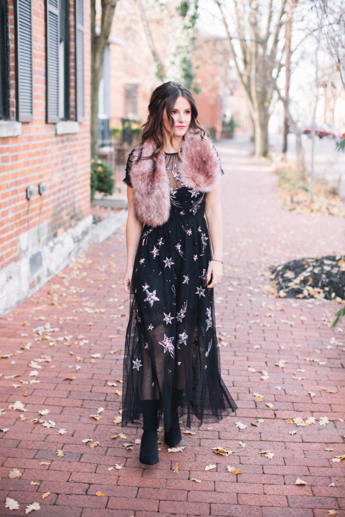 new year's eve dress emily brunotte