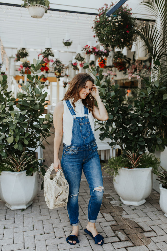 overalls pregnancy style emily brunotte